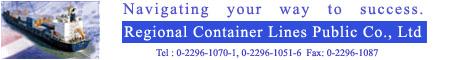 Reginal Container Line Public Co., Ltd