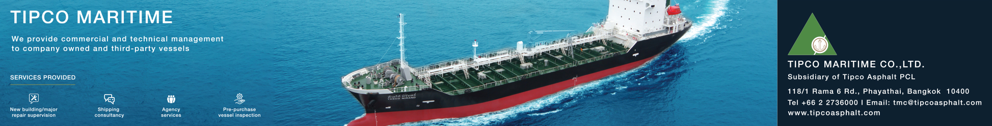 Delta Shipping Co.,Ltd.